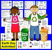 Earth Day Awareness Activities