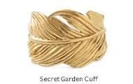 Secret Garden Cuff