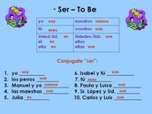 Ser - To Be