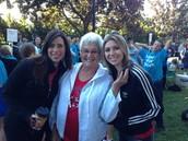 Lisa, grandma Karel & Josie