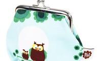 Blafre Owl Clip Purse