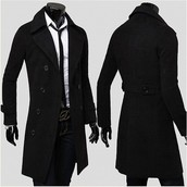A nice Trench Coat.