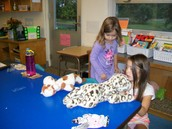 Our First Indoor Recess