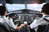Airline Pilot, Copilot, & Flight Engineer