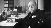 Winston Churchill, a man of honesty!