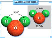 H2O and Polarity.