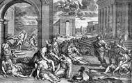 Black Death Devastated Cities