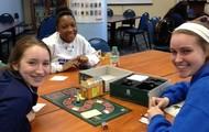 Board Games   =    Social Media