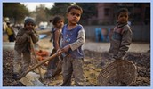 Pakistan children force to work