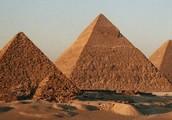 We got cool pyramids.