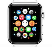 Here are some apps on the Apple Watch