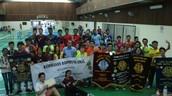 Leo Club of SMK Subang Jaya - Badminton Tournament