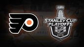 Philadelphia Flyers in the Stanley Cup Playoffs in 2016