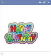 Celebrating Birth Days