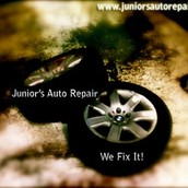 Junior's Auto Shop