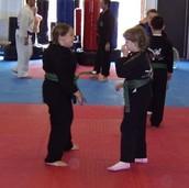 2007...Karate Chop! Age 11