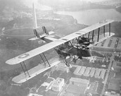 History of 1920s Aviation