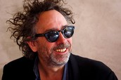 Tim Burton had Asperger's Syndrome, a form of Autism