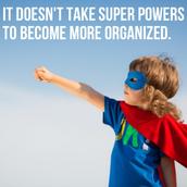 No Super Powers Needed!