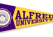 #1 Alfred University
