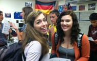 German Club Starts the Year with Fun