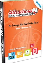 Attractions Books Due Sept 30th