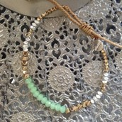 Foundation Bracelet | 16 (SOLD TO JEN)
