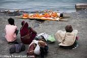 Varanasi funerals
