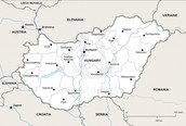 Map of country of origin