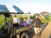 Fairgrounds Clean-up Crews