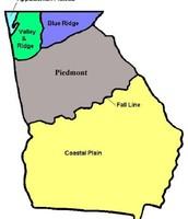 reigons map