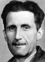 23th June 1903: George Orwell is born