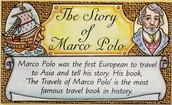 Marco Polo's Story