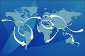 Export verhoogt de watervoetafdruk