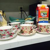 Tea Time for the Teachers