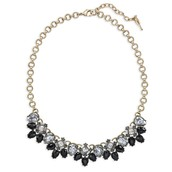 Midnight Palace Collar Necklace