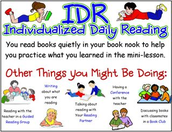 Active Reading - Practice Strategies Taught
