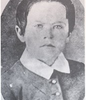 Thomas Edison when he was 10