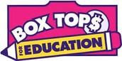 Box Tops for Education & Campbell's Soup Labels