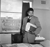 Mandela Opened First Black Law Practice