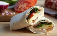 Italian Turkey Wrap