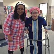 Grandma Seabrook and Grandma Rodriguez