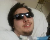 BEN LOOKING COOL IN HIS SHADES...................................