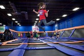 Come to our Trampoline Park