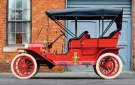 Model T: Red