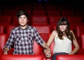 """The """"Awkward First Date""""- romantic movie side"""