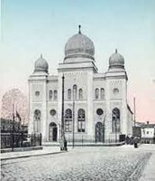 Here is an example Jewish Synagogue