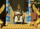 pharaohs of Egypt of  1279 BC
