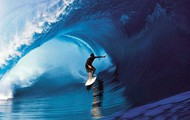 CATCH THE PERFECT WAVE