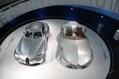 die zukünftige Autos von BMW.